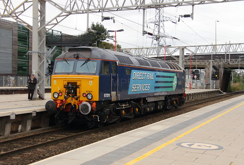 57 311 at Stafford on 28th September 2016 (2)