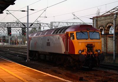 1) 57 310 at Crewe on 13th November 2004