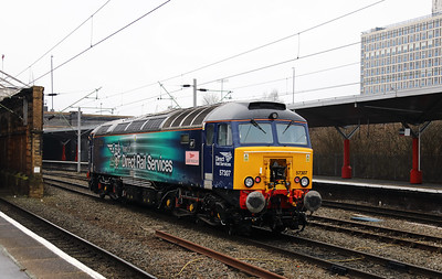 57307 at Crewe on 4th March 2018