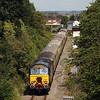 3) 57 301 between Frodsham Junction and Halton Junction (Halton Curve) on 20th August 2017
