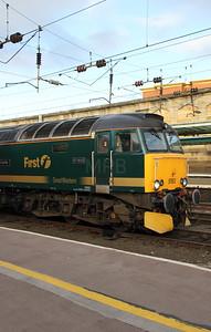 57 603 at Carlisle on 30th November 2009 (12)