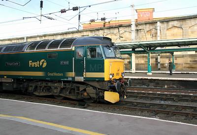 57 603 at Carlisle on 30th November 2009 (13)