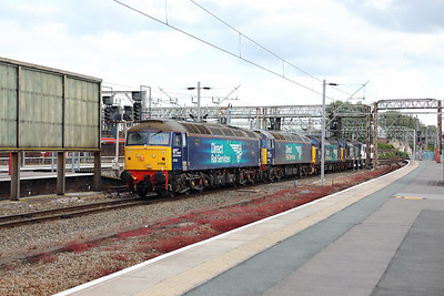 57 002 at Crewe on 20th June 2019 (6)