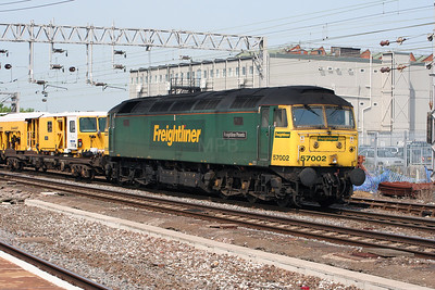 57 002 at Rugby on 12th May 2006 (2)