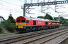 59 205 at Rugeley Trent Valley on 19th August 2014 (1)