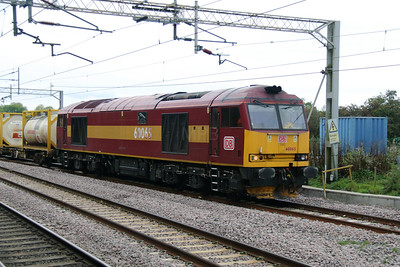 60 065 at Acton Bridge on 14th October 2014 (4)