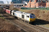 3) 60 066 at Warrington Arpley Junction on 26th February 2014