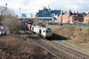 2) 60 066 at Warrington Arpley Junction on 26th February 2014