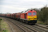 60 079 at Tamworth High Level on 22nd April 2013 working 6E08 1311 Wolverhampton Steel Terminal to Immingham