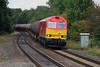 60 011 at Tamworth High Level on 20th August 2014 (1)