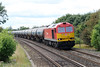 60 054 at Tamworth High Level on 20th August 2014 (2)