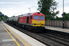 60 063 at Tamworth High Level on 31st August 2016