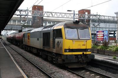 60 090 at Nuneaton on 2nd July 2007