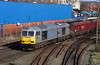 5) 60 066 at Warrington Arpley Junction on 26th February 2014