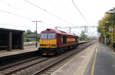 60 065 at Acton Bridge on 14th October 2014 (10)