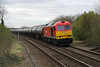 60 020 at Tamworth High Level on 18th April 2016