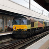 66 846 at Warrington Bank Quay on 29th August 2014 (2)