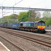66 430 at Tamworth Low Level on 30th April 2014