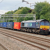 66 304 at Tamworth Low Level on 20th August 2014 (2)