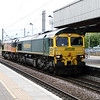 66 513 at Warrington Bank Quay on 29th August 2014 (2)