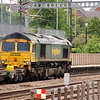 2) 66 542 at Tamworth Low Level on 21st June 2013