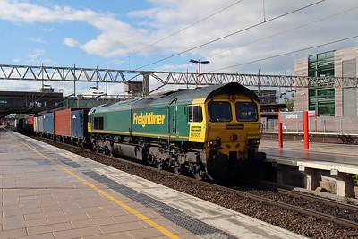 66 505 at Stafford on 18th May 2015 (2)