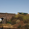 3) 66 510 at Frodsham Junction on 12th November 2017