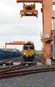 66 561 at Runcorn Folly Lane on 15th October 2014 (8)