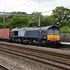 66 415 at Tamworth Low Level on 12th June 2017