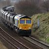 66 614 at Daresbury on 1st April 2008 (1)