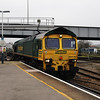 66 536 at Eastleigh on 12th April 2018 (2)