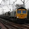 66 614 at Walton Old Junction on 1st April 2008 (2)
