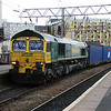 66 533 at Manchester Oxford Road on 17th October 2016 (4)