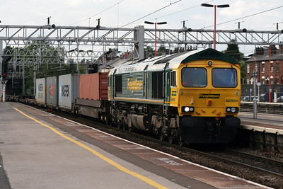 66 591 at Stafford on 2nd July 2007