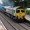 2) 66 603 at Acton Bridge on 19th August 2015