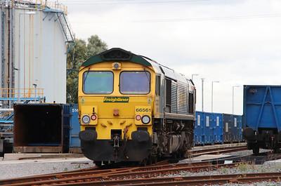 66 561 at Runcorn Folly Lane on 15th October 2014 (22)