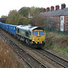 66 559 at Northwich West Junction on 24th October 2014 (6)