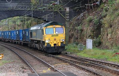 66 561 at Runcorn on 15th October 2014 (2)
