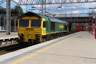 66 503 at Stafford on 18th May 2015 (2)