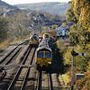 66 522 at Frodsham Junction on 12th November 2017
