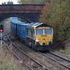 66 559 at Northwich West Junction on 24th October 2014 (3)
