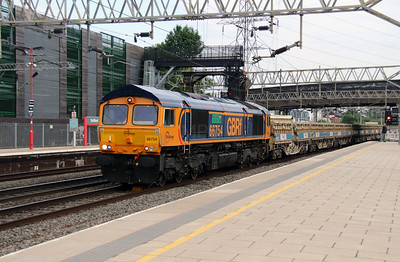 66 754 at Stafford on 3rd June 2016
