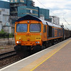 66 729 at Warrington Bank Quay on 5th June 2015 (3)