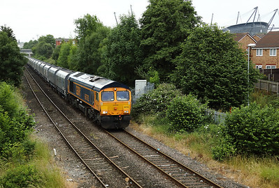 66 762 at Ashburys on 27th June 2017 (7)