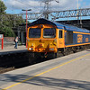 66 766 at Stafford on 31st August 2016