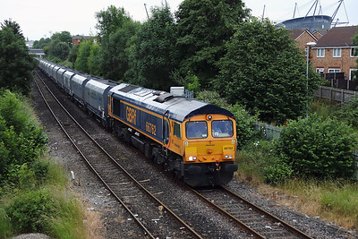 66 762 at Ashburys on 27th June 2017 (10)