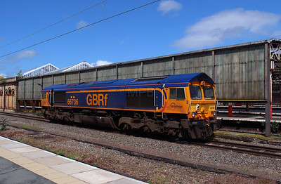 66 736 at Crewe on 18th May 2015 (3)