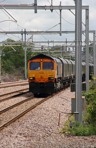 66 701 at Roby on 19th May 2015 (1)
