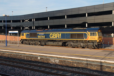 2) 66 744 at Banbury on 31st October 2016
