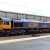 66 708 at Crewe on 18th May 2015 (3)